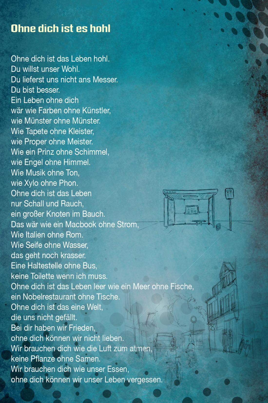 Ohne dich ist alles hohl